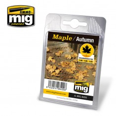 Ammo Mig Jimenez Leaves - Maple - Autumn