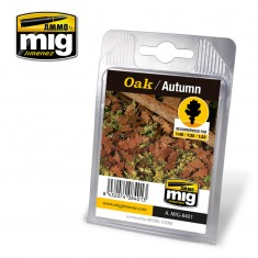 Ammo Mig Jimenez Leaves - Oak - Autumn