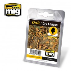 Ammo Mig Jimenez Leaves - Oak - Dry Leaves