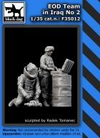 Black Dog EOD Team in Iraq No2
