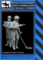 Black Dog British minesweeper team in Afghanistan