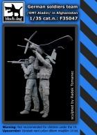 Black Dog German soldiers /EMT Aladin/ in Afghanistan