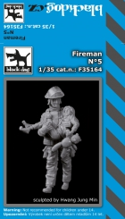 Black Dog Fireman no 5