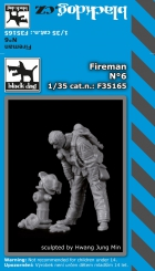 Black Dog Fireman no 6