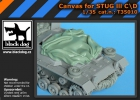 Black Dog Canvas for Stug III C\D