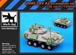 Black Dog USMS LAV A2 - Accessories Set