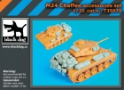 Black Dog M24 Chaffee accessories set