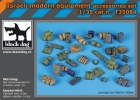 Black Dog Israeli modern equipment accessories set