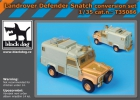 Black Dog Landrover Defender SNATCH conversion set