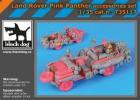 Black Dog Land Rover Pink Panther acc set