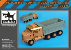 Black Dog M1070 Het Dump truck corvension set