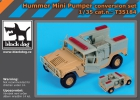 Black Dog Hummer mini pumper conversion set