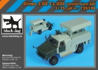Black Dog Dingo 2 GE C1 GSI conversion set