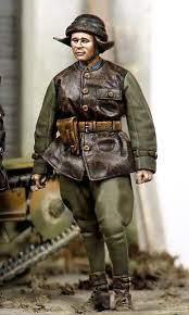Bodi Hungarian Panzer crew #2