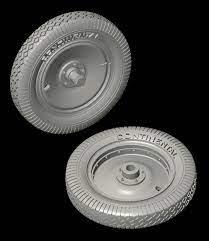 Bodi Continental transport type wheels