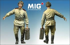 MIG Productions Russian Tanker with Fuel Can