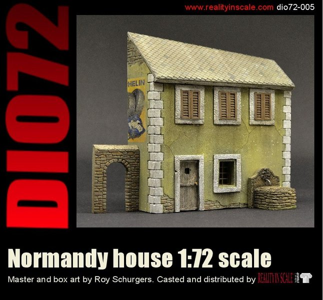 Reality in Scale Normandy House