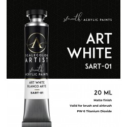Scale75 ART WHITE, 20ml