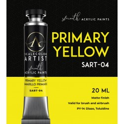 Scale75 PRIMARY YELLOW, 20ml