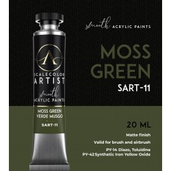 Scale75 MOSS GREEN, 20ml
