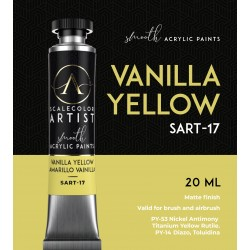 Scale75 VANILLA YELLOW, 20ml