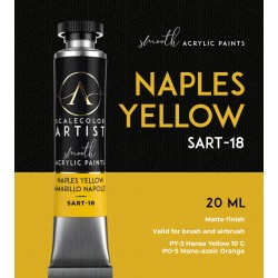 Scale75 YELLOW NAPLES, 20ml