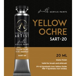 Scale75 YELLOW OCHRE, 20ml
