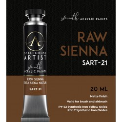Scale75 RAW SIENNA, 20ml