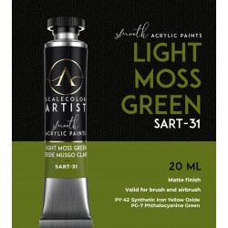 Scale75 LIGHT MOSS GREEN, 20ml