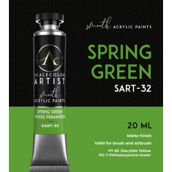 Scale75 SPRING GREEN, 20ml