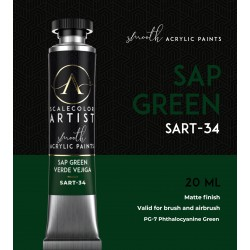 Scale75 SAP GREEN, 20ml