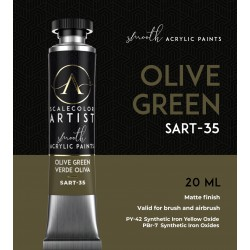 Scale75 OLIVE GREEN, 20ml