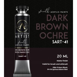 Scale75 DARK BROWN OCHRE, 20ml