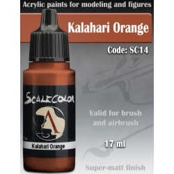 Scale75 KALAHARI ORANGE, 17ml