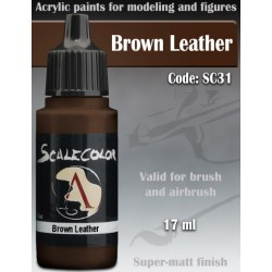 Scale75 BROWN LEATHER, 17ml