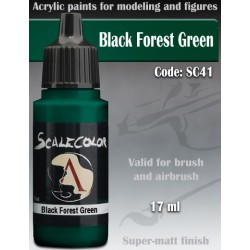 Scale75 BLACK FOREST GREEN, 17ml