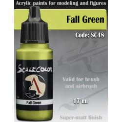 Scale75 FALL GREEN, 17ml