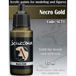 Scale75 NECRO GOLD, 17ml