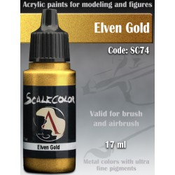Scale75 ELVEN GOLD, 17ml
