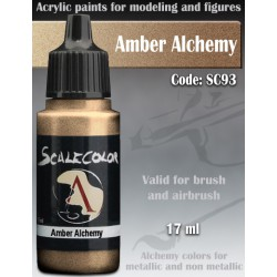 Scale75 AMBER ALCHEMY, 17ml