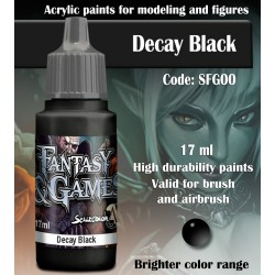 Scale75 DECAY BLACK 17 ml