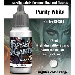 Scale75 PURITY WHITE 17 ml