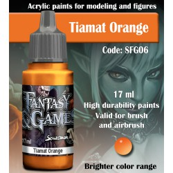 Scale75 TIAMAT ORANGE 17 ml