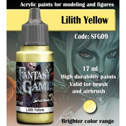 Scale75 LILITH YELLOW 17 ml