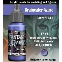 Scale75 BRAINEATER AZURE 17 ml