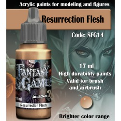 Scale75 RESURRECTION FLESH 17 ml