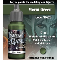 Scale75 MERM GREEN 17 ml