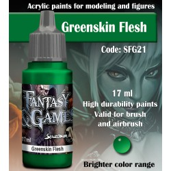Scale75 GREENSKIN FLESH 17 ml