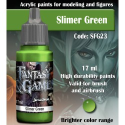 Scale75 SLIMER GREEN 17 ml
