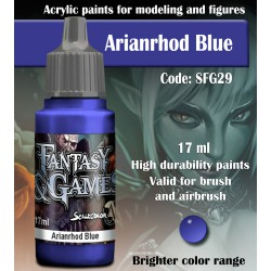 Scale75 AIRNRHOD BLUE 17 ml